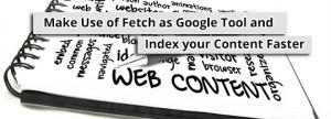 چگونه مطالبم را به خوبی در گوگل ایندکس کنم