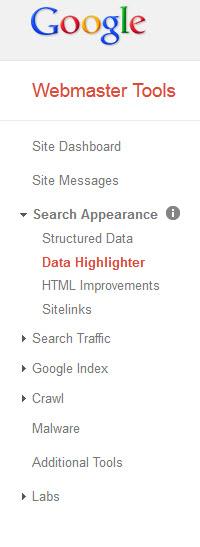 آموزش Data Highlighter گوگل